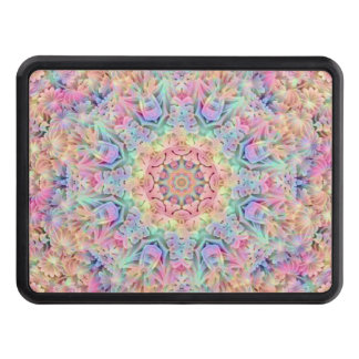 Hippie Pattern       Custom Trailer Hitch Covers