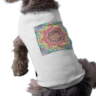 Hippie Pattern   Dog Shirts Pet Clothes