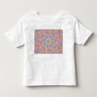 Hippie Pattern Kids Shirts, many styles Toddler T-shirt