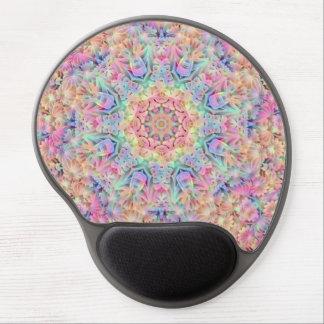 Hippie Pattern Vintage Kaleidoscope   Gel Mousepad