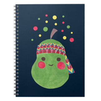 Hippie Pear Notebooks