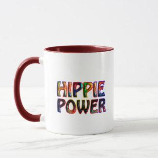 HIPPIE POWER MUG