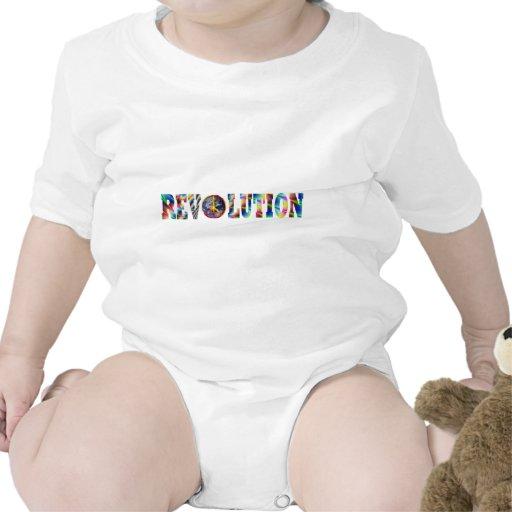 Hippie Revolution T Shirts