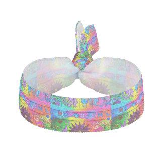 hippie style hair tie