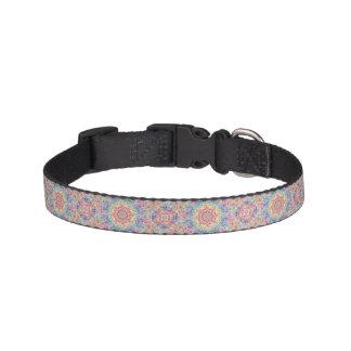 Hippie   Tiled Dog Collars, 3 sizes Pet Collar