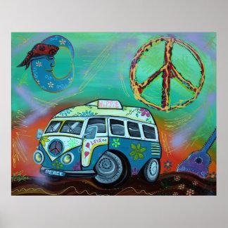 Hippie Trip Poster