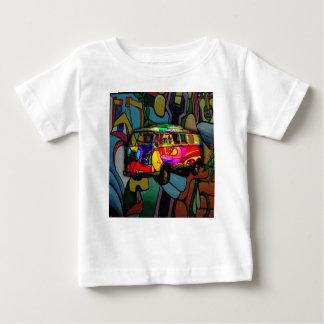 Hippie van baby T-Shirt