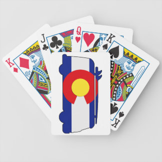Hippie Van - Colorado Bicycle Playing Cards