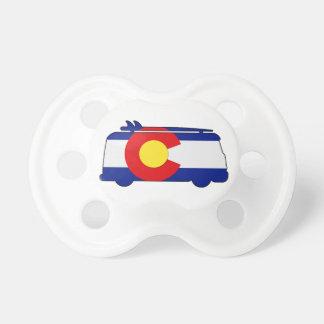 Hippie Van - Colorado Pacifier