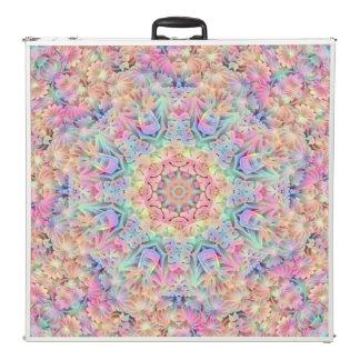 "Hippie  Vintage Kaleidoscope   96""    Pong Table"