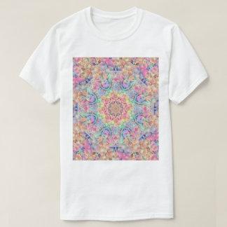 Hippie Vintage Kaleidoscope  Men's   T-Shirts
