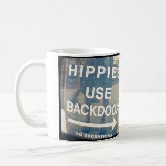 Hippies Use Backdoor Mug