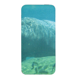 hippo-7 iPhone 5 pouch
