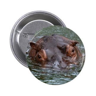 Hippo 8879 2 inch round button