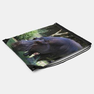 Hippo AJ17 Drawstring Bag