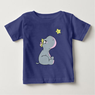 Hippo and Star! Baby T-Shirt