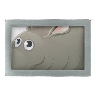 Hippo Animal Cartoon Character Belt Buckles