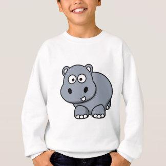 Hippo Baby Sweatshirt
