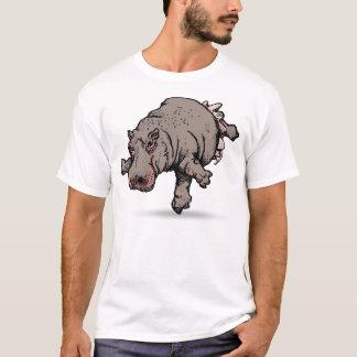 Hippo Ballerina T-Shirt
