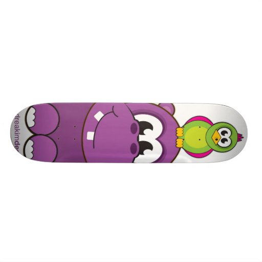 HIPPO board Skateboard