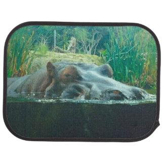 Hippo Car Floor Carpet