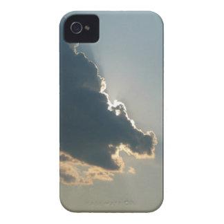 Hippo Cloud Blackberry Case-Mate Case