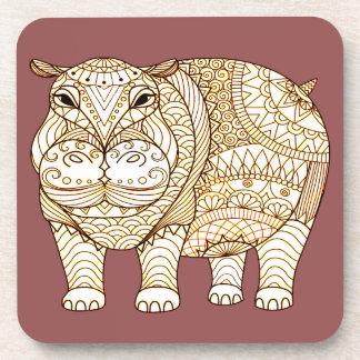 Hippo Coaster