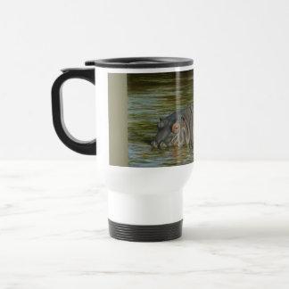 Hippo Commuter Travel Mug 15oz
