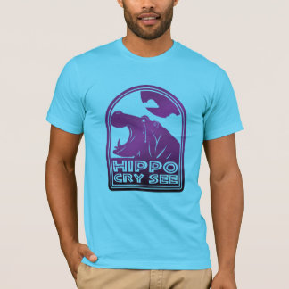 Hippo-Cry-See T-Shirt
