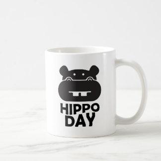 Hippo Day - 15th February Coffee Mug