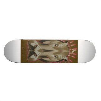hippo deck skate board