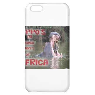 hippo ferry iPhone 5C cover