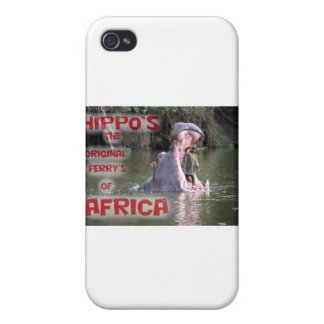 hippo ferry cover for iPhone 4