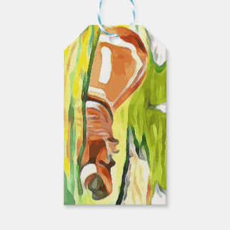 Hippo from Safari Gift Tags