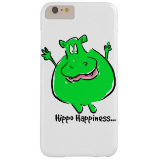 Hippo Happiness - phone case