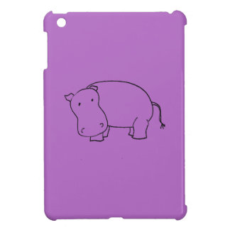 hippo i-pad mini case case for the iPad mini