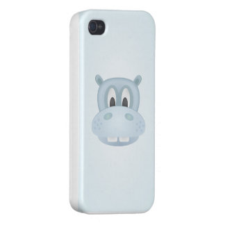 Hippo iphone4 case iPhone 4/4S cover