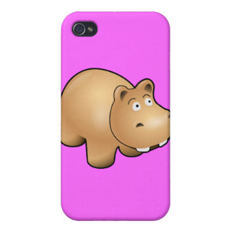 Hippo iPhone 4/4S Covers
