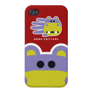 Hippo iPhone 4 Cover
