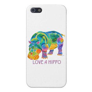 HIPPO iPhone 5 Cases