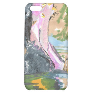 Hippo iPhone 5C Covers