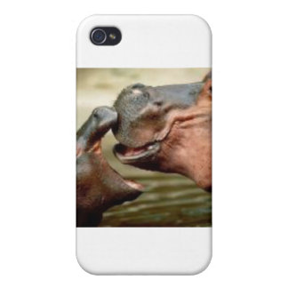 HIPPO CASE FOR iPhone 4