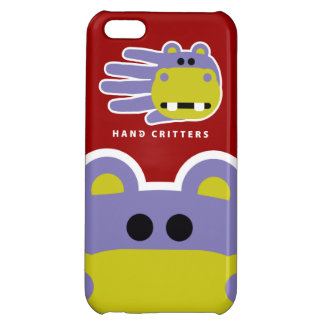 Hippo iPhone 5C Cover