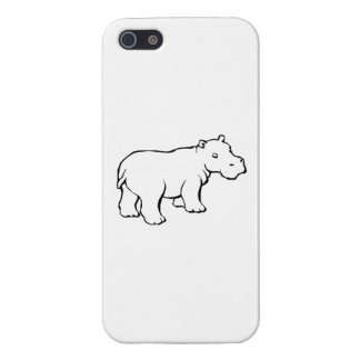 Hippo iPhone 5/5S Covers