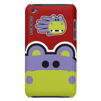 Hippo iPod Touch case
