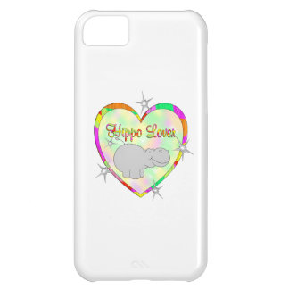 Hippo Lover Case For iPhone 5C