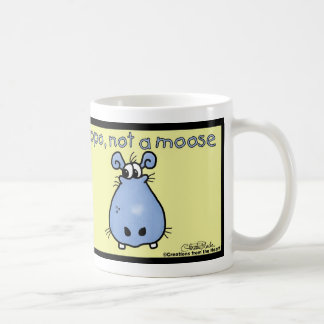 Hippo-not-a-moose! Coffee Mug