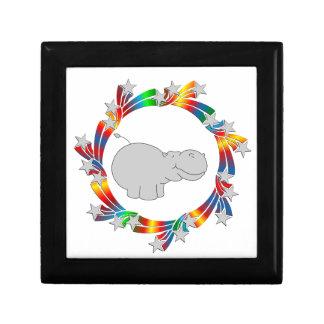 Hippo Stars Gift Box
