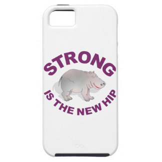 Hippo, strong is the new hip iPhone 5 cases