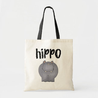 Hippo Tshirts and Gifts Tote Bag